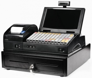 BOX-система АТОЛ Магазин у дома  FPrint-11ПТК