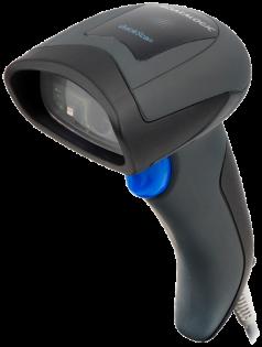 Ручной сканер штрих-кода Datalogic QUICKSCAN QD2430 QD2430-BK USB, черный, фото 1