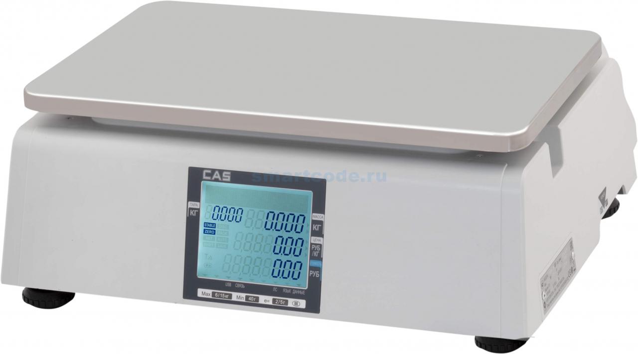 Этикеток принтером весы с cas
