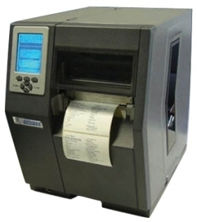 фото Принтер штрих-кодов Honeywell Datamax H-4212 TT Internal Rewinder, фото 1
