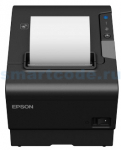 Epson TM-T88VI USB, RS232, Ethernet, Buzzer, черный