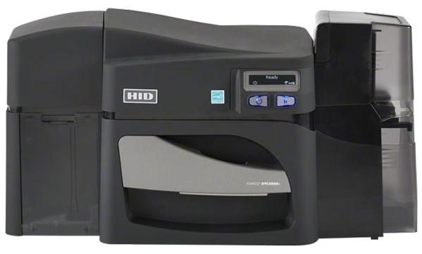 Принтер для пластиковых карт Fargo HDP 5000 Single-Side
